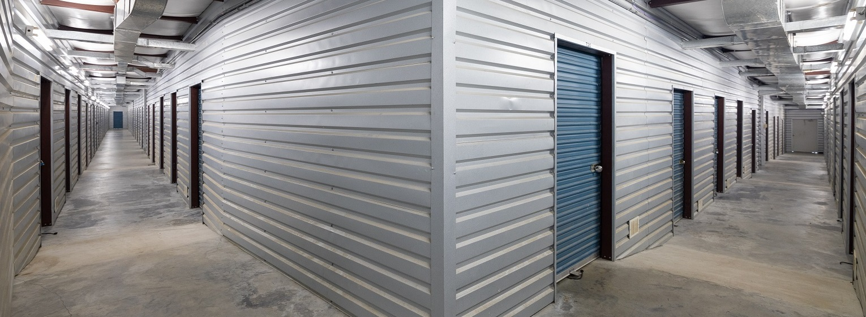 Waxahachie Storage Climate Control Header