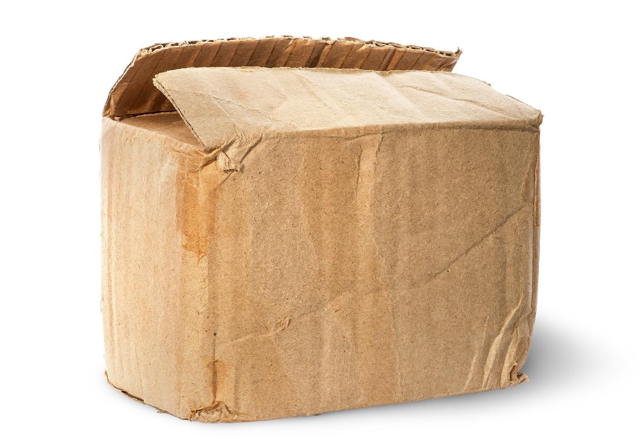 Waxahachie Storage Old worn box