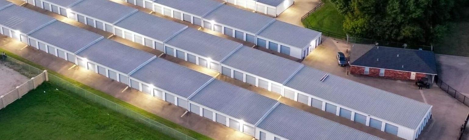 Waxahachie Storage Why Us Header